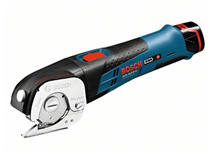 Аккумуляторные универсальные ножницы Bosch GUS 10,8 V-LI Professional