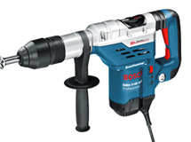 Перфоратор с патроном SDS-max Bosch GBH 5-40 DCE Professional