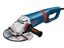 Угловая шлифмашина Bosch GWS 26-230 JBV Professional
