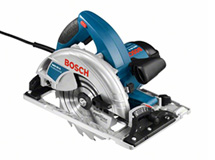 Ручная циркулярная пила Bosch GKS 65 G Professional