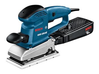 Виброшлифмашина  Bosch GSS 230 AE Professional (0 601 292 688)