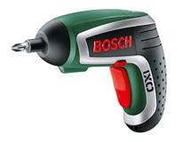 Аккумуляторный шуруповерт с литий-ионным аккумулятором Bosch IXO Upgrade basic