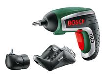 Аккумуляторный шуруповерт с литий-ионным аккумулятором Bosch IXO Upgrade medium