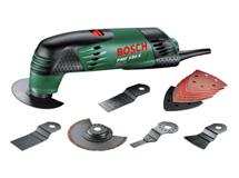 Многофункциональный инструмент Bosch PMF 180 E Multi Set