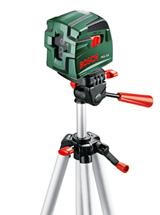 Лазер с перекрестными лучами Bosch PCL 10 Set