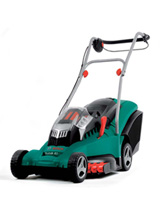 Аккумуляторная газонокосилка Bosch Rotak 43 LI