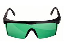 Очки для наблюдения за лазерным лучом (цвет зеленый) Bosch Professional