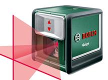 Лазерный нивелир с перекрестными лучами Bosch Quigo 2