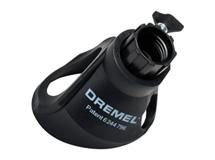 Направляющая для удаления раствора со стен и пола Dremel® 568 / Grout removal attachment