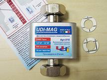 Магнитный преобразователь воды UDI-MAG DIMA 010