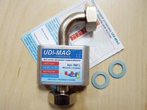 Магнитный преобразователь воды UDI-MAG DIMA 020