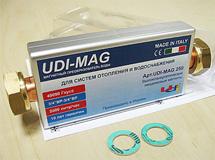Магнитный преобразователь воды COMPACT UDI-MAG 250