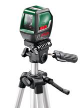 Лазер с перекрестными лучами Bosch PLL 2 Set