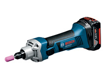 Аккумуляторная прямая шлифмашина Bosch GGS 18 V-LI Professional