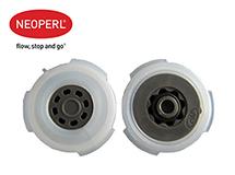 Водосберегающий регулятор расхода воды для душа Neoperl® PSW-01, 6 л/мин., черный