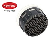 Водосберегающий аэратор Neoperl® Honeycomb® PCA® M22/M24 внутр. часть, 5.7 л/мин., зеленый